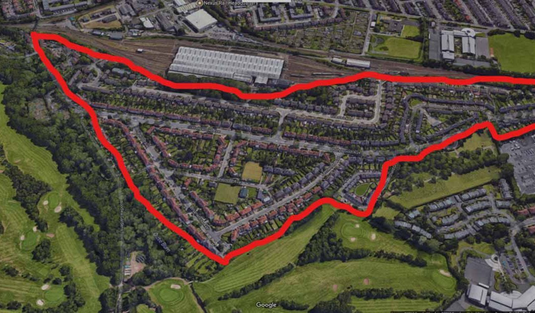 Results of GGVA boundary questionnaire